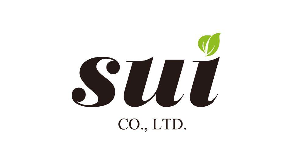 株式会社sui 公式Webサイトオープン